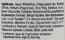 Bambusowy dezodorant w kulce - So'Bio Etic Deo Fresh Deodorant Mint All Skin Types — фото N3