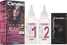 Kup PRZECENA! Płyn do trwałej ondulacji do każdego rodzaju włosów - Delia Cameleo *