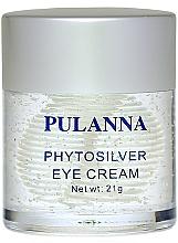 Zestaw - Pulanna Phytosilver (eye/cr/21g + f/cr/2x60g + f/ton/60g + cl/milk/90g) — фото N6