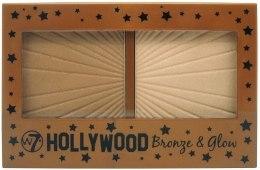 Kup Zestaw do konturowania twarzy - W7 Hollywood Bronze & Glow