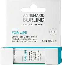 Kup Ochronny balsam do ust dla mężczyzn - Annemarie Borlind For Lips