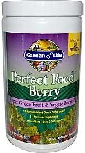 Kup Suplement diety z formułą owocowo-warzywną - Garden of Life Perfect Food Berry