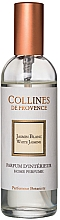 Kup Dyfuzor zapachowy Biały jaśmin - Collines de Provence White Jasmine Home Perfume
