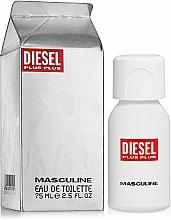 Kup Diesel Plus Plus Masculine - Woda toaletowa