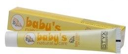 Kup Krem dla dzieci z witaminą E - Styx Naturcosmetic Baby's Natural Care