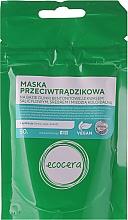 PREZENT! Maska kosmetyczna przeciwtrądzikowa - Ecocera Face Anti-Acne Mask — фото N1