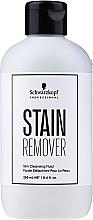Kup Płyn do usuwania plam po farbie do włosów - Schwarzkopf Professional Color Enablers Stain Remover Skin Cleansing Fluid