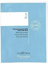 Kup Proszek rozjaśniający do włosów, błękitny - Fanola De-Color Compact Blue (próbka)