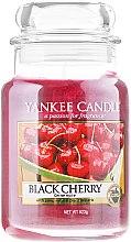 Kup Świeca zapachowa w słoiku - Yankee Candle Black Cherry
