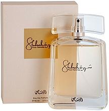 Kup Rasasi Shuhrah Pour Femme - Woda perfumowana
