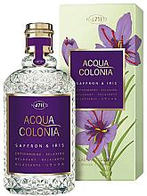Kup Maurer & Wirtz 4711 Acqua Colonia Saffron & Iris - Woda kolońska