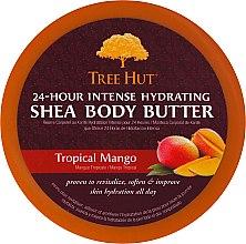 Kup Masło do ciała Tropikalne mango - Tree Hut Body Butter