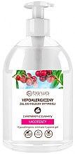 Kup Hipoalergiczny żel do higieny intymnej z ekstraktem z żurawiny Delikatność - Barwa