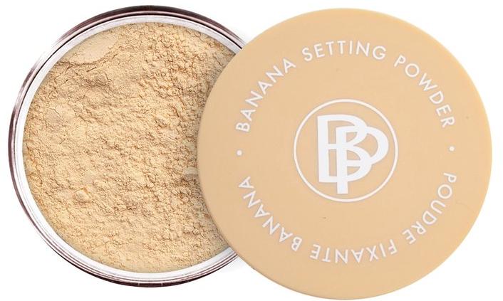 Bananowy puder do utrwalania makijażu - Bellapierre Cosmetics Banana Setting Powder — фото N1