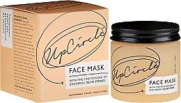 Kup Oczyszczająca maska do twarzy z pudrem z wyrzuconych kamieni oliwnych - UpCircle Clarifying Face Mask With Olive Powder