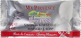 Kup Mydło w kostce Kwiat wiśni - Ma Provence Marseille Soap Cherry Blossom