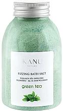 Kup Musująca sól do kąpieli Zielona herbata - Kanu Nature Green Tea Fizzing Bath Salt