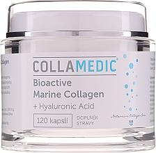 Kup Kolagen morski w kapsułkach - Collamedic Bioactive Marine Collagen