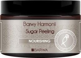 Odżywczy peeling cukrowy - Barwa Barwy Harmonii — фото N1