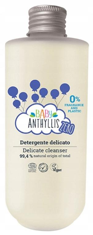 Żel do kąpieli dla niemowląt i dzieci - Anthyllis Zero Baby Delicate Cleanser — фото N1