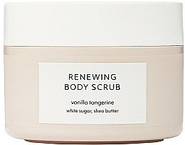 Kup Odnawialny peeling do ciała, Wanilia i Mandarynka - Estelle & Thild Vanilla Tangerine Renewing Body Scrub