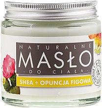 Kup Naturalne masło do ciała Shea i opuncja - E-Fiore