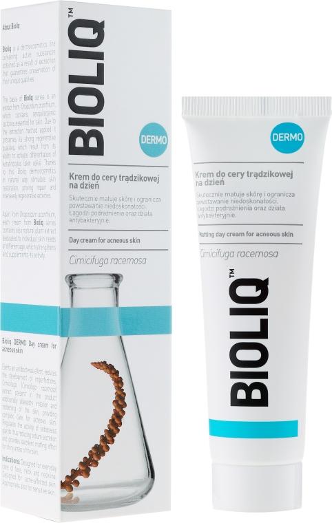 Krem do cery trądzikowej na dzień - Bioliq Dermo Day Cream — фото N1