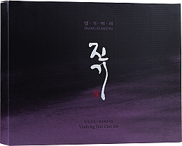 Kup Zestaw - Daeng Gi Meo Ri Vitalizing Hair Care Set (shm/500ml + shm/500ml + cond/500ml + shm/70ml + cond/70ml)