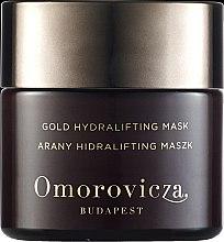 Złota hydroliftingująca maska do twarzy - Omorovicza Gold Hydralifting Mask — фото N2