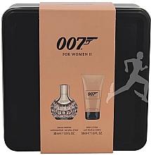 Kup James Bond 007 for Women II Set - Zestaw (edp 30 ml + b/lot 50 ml)