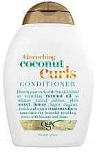 Kup Odżywka do włosów kręconych - OGX Coconut Curls Conditioner