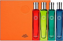 Hermes Collection Colognes - Zestaw (edc/4x15ml) — фото N1