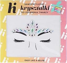 Kup Samoprzylepne kryształki do zdobienia twarzy - Hi Hybrid 1