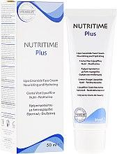 Kup Odżywczy i nawilżający krem do twarzy - Synchroline Nutritime Plus Lipo Ceramide Face Cream