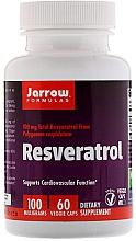 Kup Suplement diety Resweratrol - Jarrow Formulas Resveratrol, 100 mg