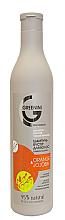 Kup Wzmacniający szampon do włosów Pomarańcza i olej jojoba - Greenini Orange & Jojoba