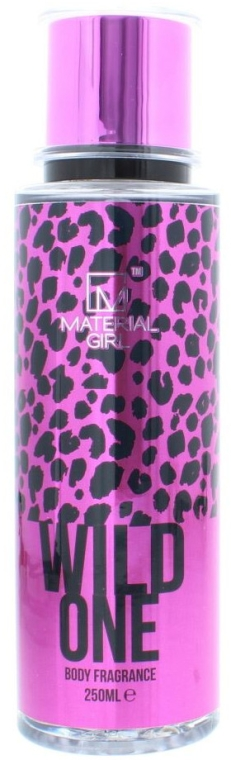 Material Girl Wild One - Spray do ciała — фото N1