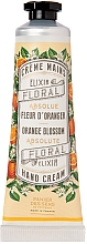 Kup Krem do rąk Kwiat pomarańczy - Panier des Sens Hand Cream Ball Orange Blossom
