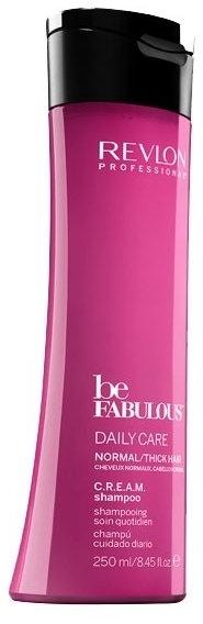 Oczyszczający szampon do włosów normalnych i grubych - Revlon Professional Be Fabulous Daily Care — фото N3