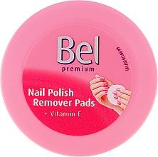 Kup Płatki kosmetyczne do usuwania lakieru - Bel Premium Wet Nail Polish Remover Pads