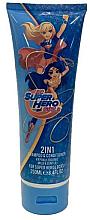 Kup Szampon-odżywka do włosów dla dzieci - DC Super Hero Girls 2in1 Shampoo and Conditioner