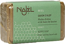 Kup Miodowe mydło kosmetyczne Aleppo - Najel Soap