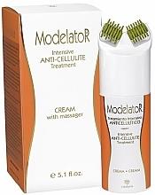 Kup Intensywny krem antycellulitowy z masażerem do ciała - Catalysis Modelator Anti-Cellulite Cream