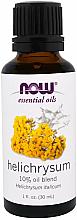 Kup Olejek kocankowy - Now Foods Essential Oils Helichrysum Oil Blend