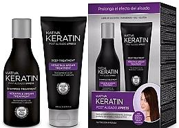Kup Zestaw - Kativa Keratin (shm 250 ml + cond 200 ml)