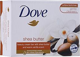 Kup Kremowa kostka myjąca Masło shea i wanilia - Dove Purely Pampering Beauty Bar