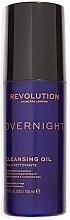 Kup Delikatny olejek do oczyszczania twarzy - Revolution Skincare Overnight Cleansing Oil