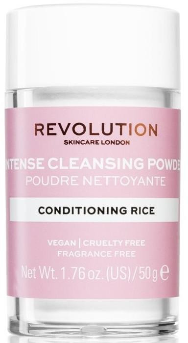 Delikatny puder oczyszczający do twarzy - Revolution Skincare Conditioning Rice Cleansing Powder — фото N1