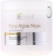 Kup Maska algowa do twarzy z koloidalnym złotem - Bielenda Professional Face Algae Mask