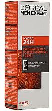 Kup Krem nawilżający do skóry normalnej Hydra 24H - L'Oreal Paris Men Expert